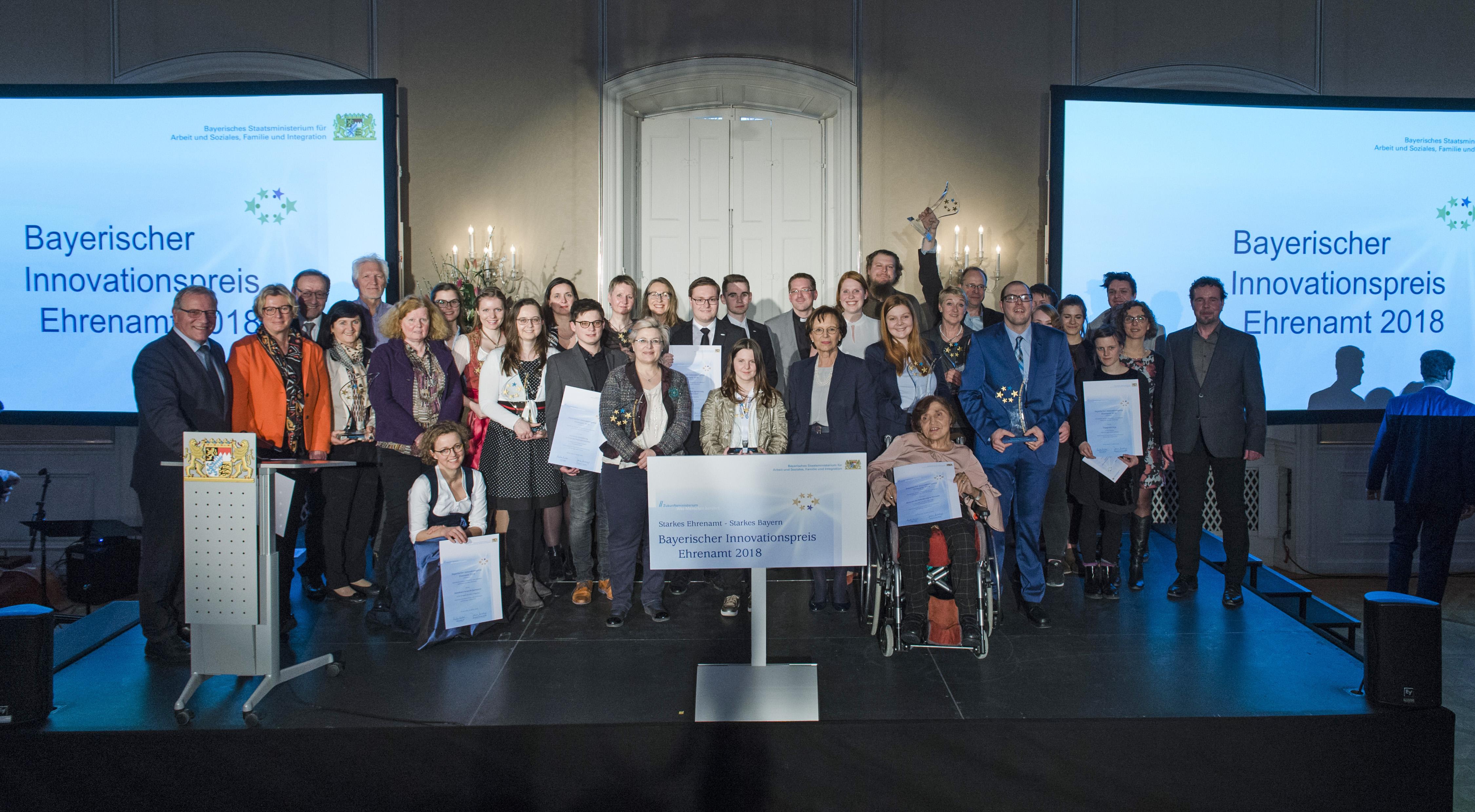 Landesnetzwerk Bürgerschaftliches Engagement
